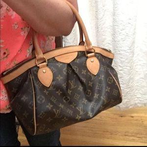Louis Vuitton Tivoli Pm handbag purse monogram